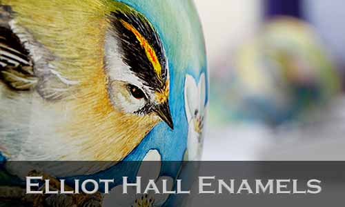 Elliot Hall Enamels